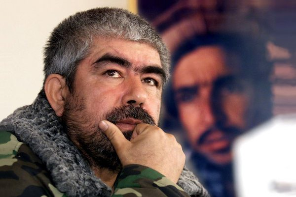 Image General Dostum, the hero that Afghanistan deserves