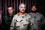 Image Libya's power struggles