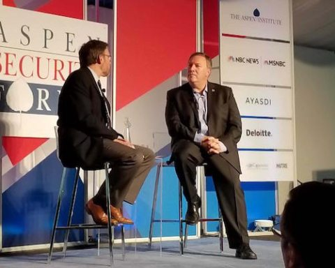 Image #GailForce: CIA Director Mike Pompeo on Iran, Syria and Russia at Aspen Security Forum 2017
