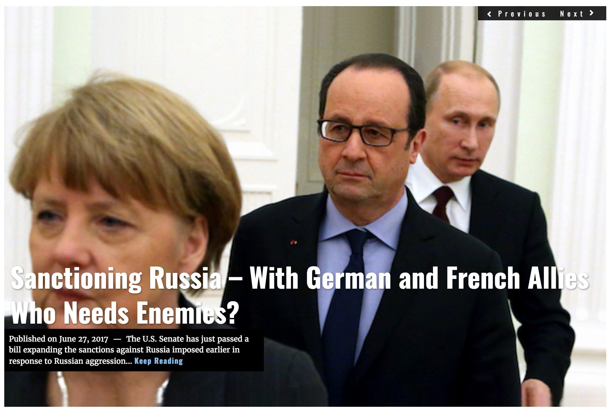 Image Lima Charlie News Headline