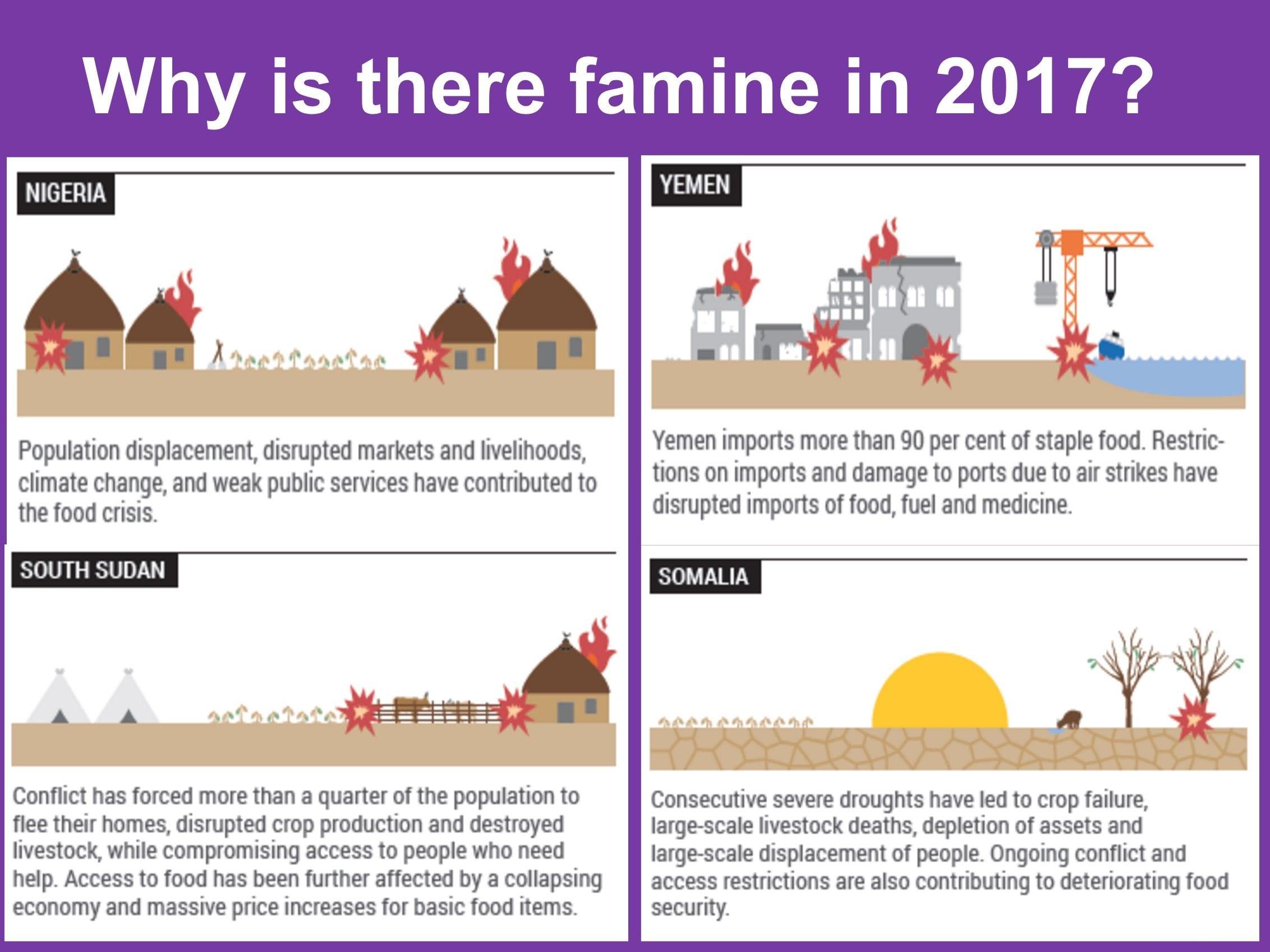 Image famine in 2017