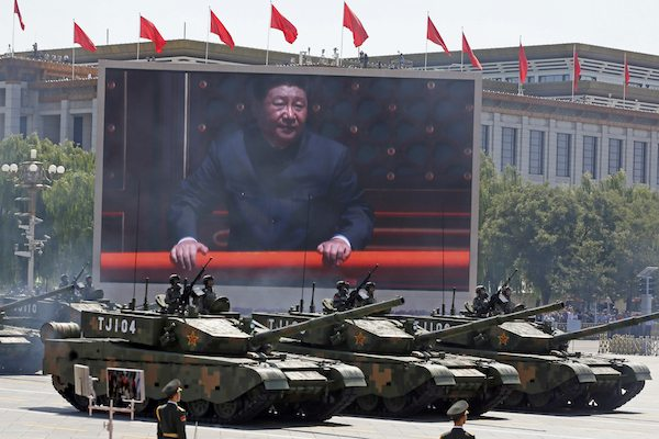 Image Political reform and the entrenched power of China's military [Lima Charlie News]