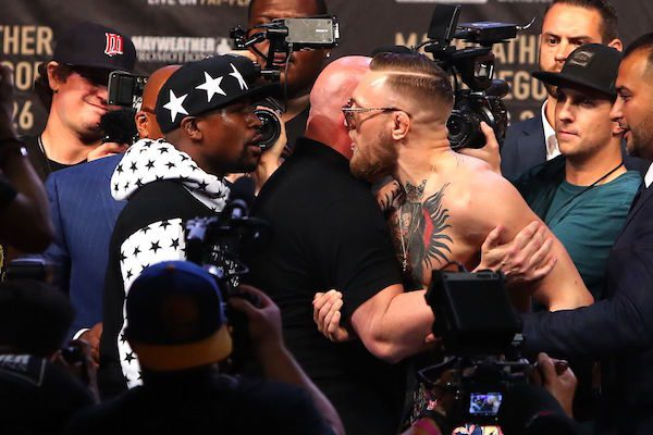 Image Conor McGregor vs. Floyd Mayweather: Should We Care?