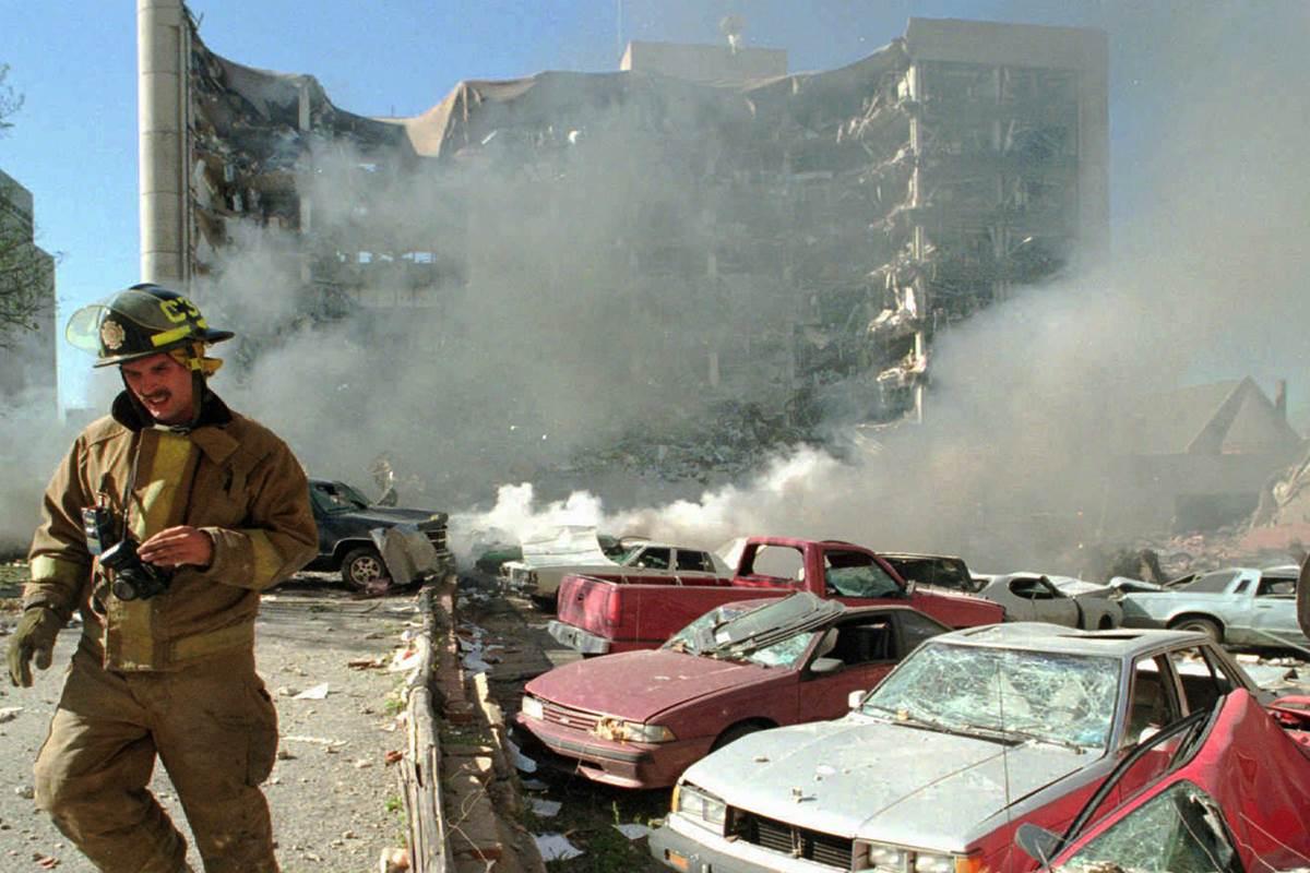 Image Oklahoma City bombing