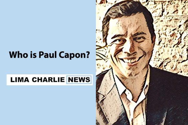 Image Paul Capon
