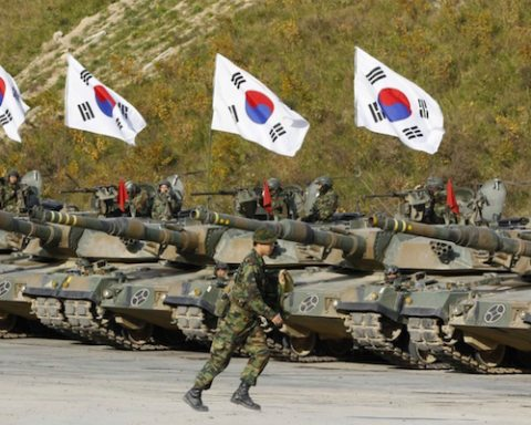IMage U.S. and South Korea to proceed with joint military exercises, Ulchi-Freedom Guardian