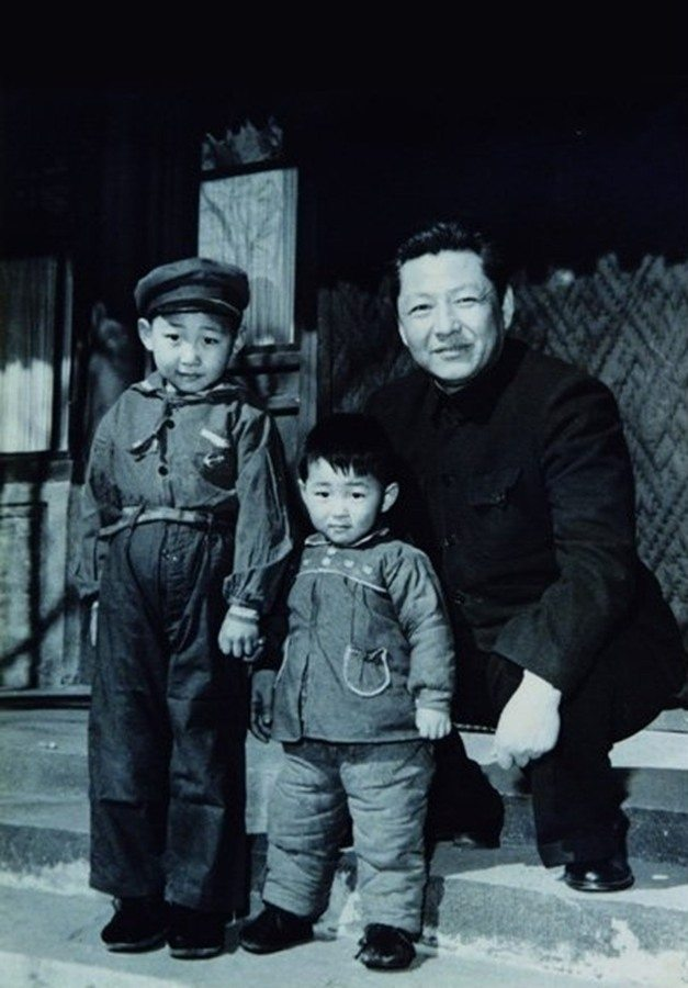 Image Xi Jinping child
