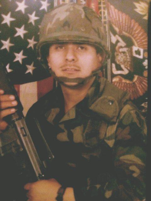 Image SSG Jose Louis Perez, U.S. Army, 101st Airborne