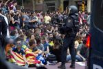 Image Catalonia vote to split from Spain approaches amid government crackdown