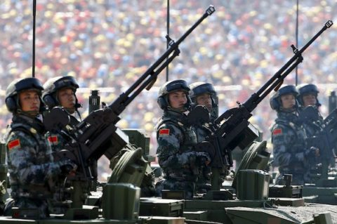 Image China's Surprise Attack Preparations: Defensive Posturing or Strategic Signaling?