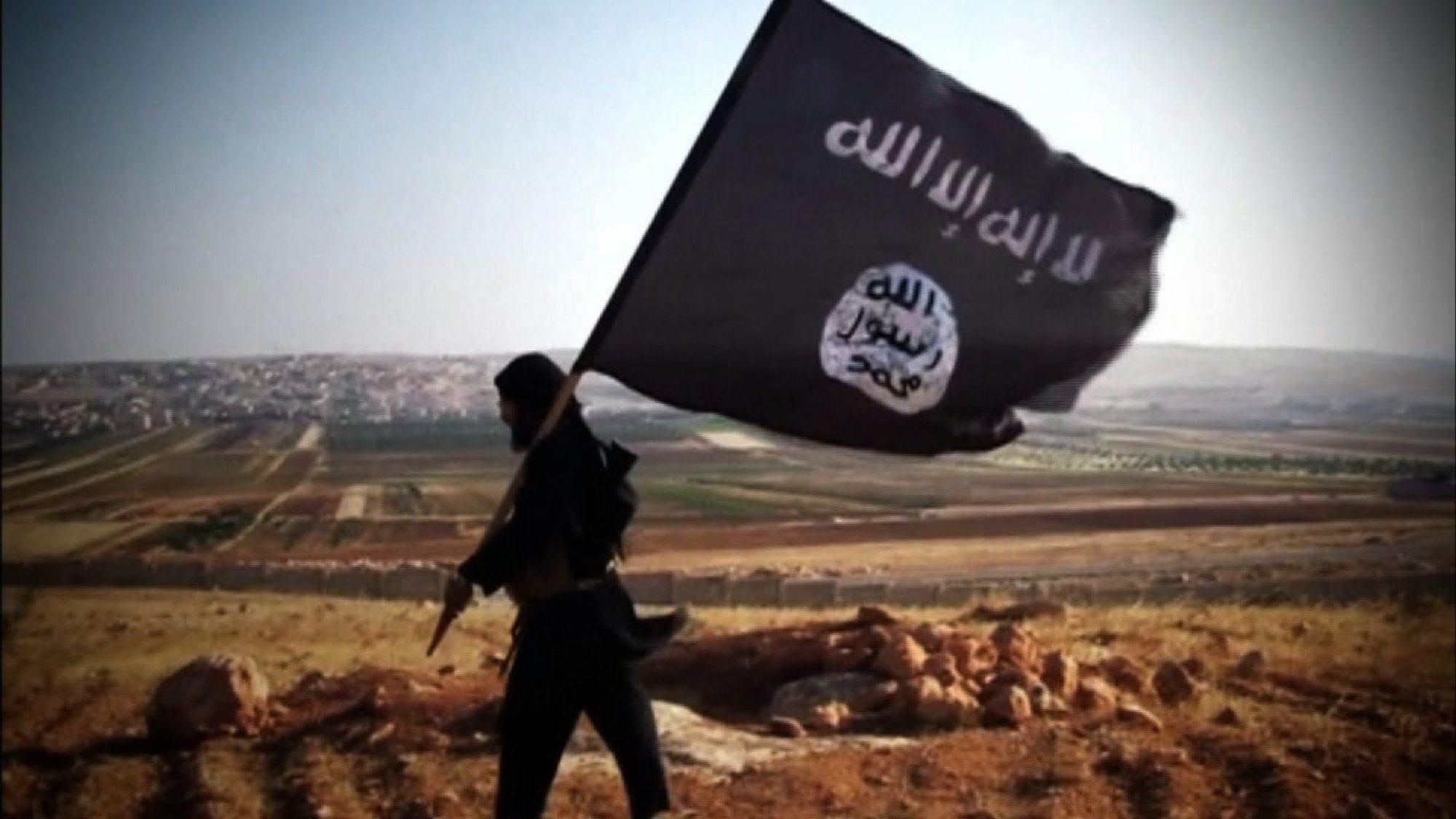 Image ISIS flag