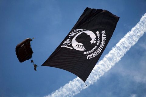 Image President Trump remembers the sacrifices of armed forces on POW/MIA Recognition Day