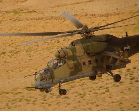 Image Russia strikes Syrian Democratic Forces near Deir Ezzor