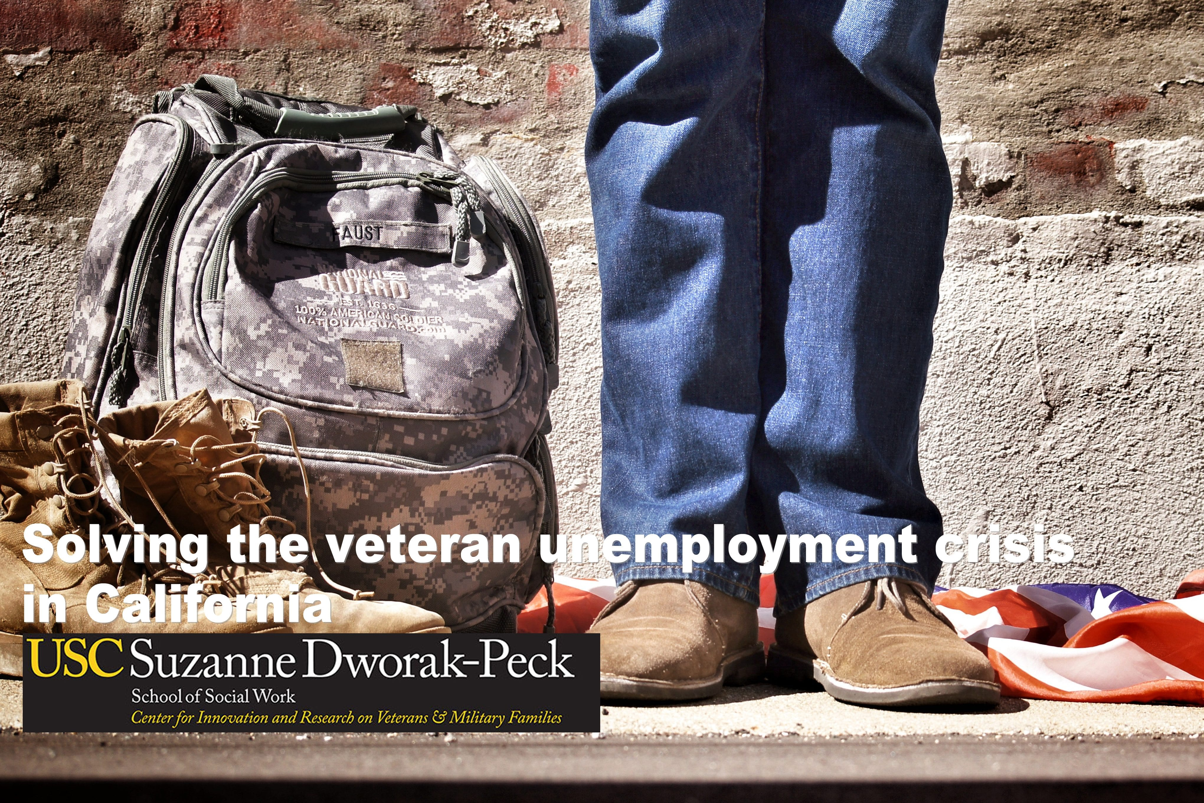 Image Solving the veteran unemployment crisis in California USC CIR