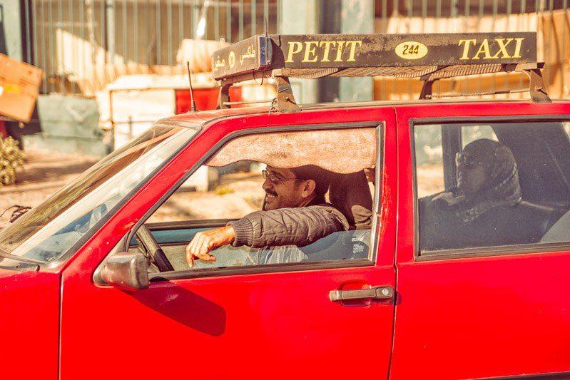 Image Casablanca taxi
