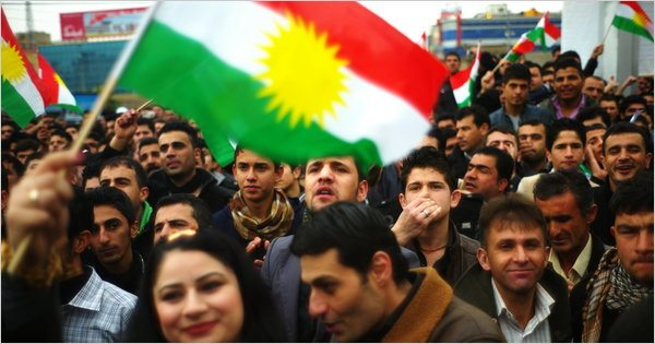 Image In February, 2011, students staged pro-democracy demonstrations in Sulaimaniya, the Kurdish region of northern Iraq (Ayman Oghanna for The New York Times)