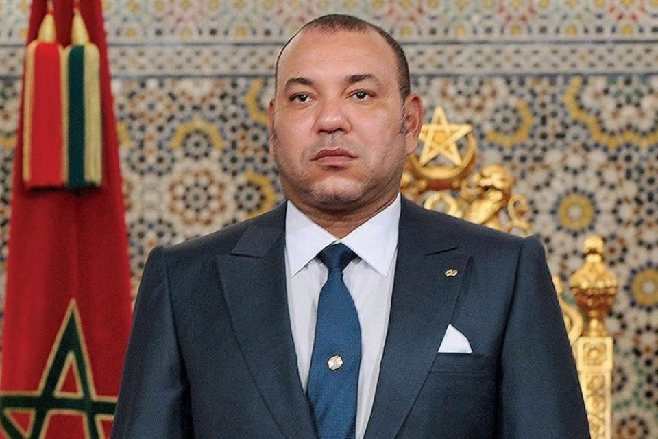 Image Moroccan King Mohammed VI