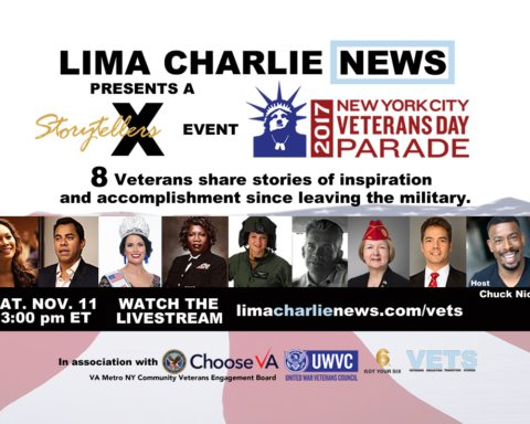 Image Lima Charlie News to host NYC Veterans Day Parade Event