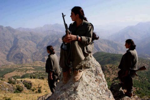 Image We have no friends but the mountains: a background to Kurdish autonomy