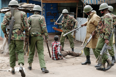 Image Kenya bans street protests over election confrontation (Photo: Thomas Mukoya)
