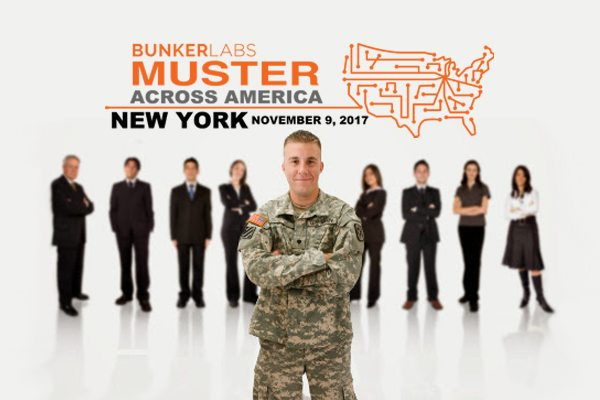 Image Bunker Labs Muster Event