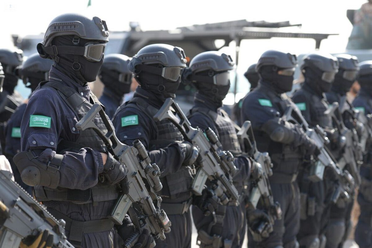 Image Saudi Special Forces
