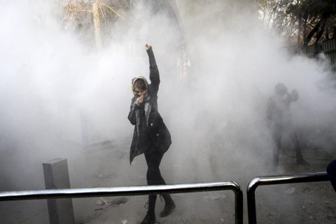 [Image] Might Imperial Overstretch be the Fate of Iran? Incipient Unrest and its Implications Protests 2017