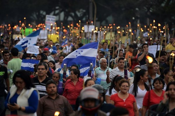 Image U.S. investments in Central America imperiled by Honduras election crisis