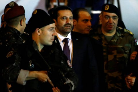 Image American Foreign Policy Review - Part 2: Lebanon: the Coming Uncivil War (REUTERS/Mohamed Azakir