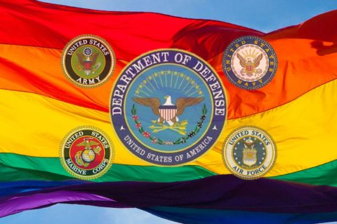 Image Department of Defense to study LGBT issues through anonymous survey (Lima Charlie News)
