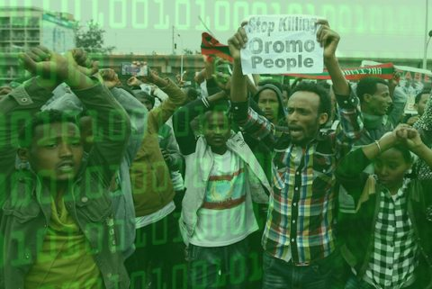 Image Ethiopia's government used Spyware to track journalists, activists, ethnic Oromos [Lima Charlie News]
