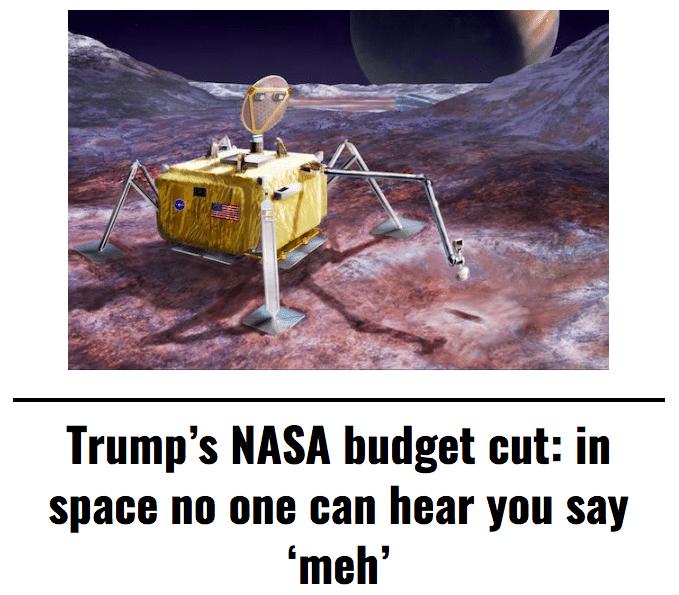 Image Lima Charlie News Headline Space meh MAR17