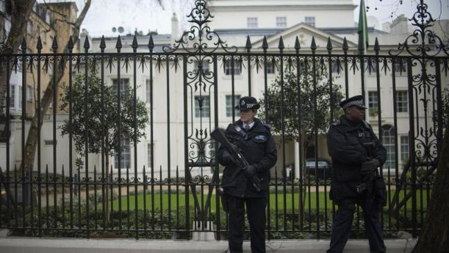 Image Saudi Royal Embassy, London