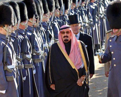 Image Saudi billionaires move vast funds into European properties after royal purge (AFP Photo/FIONA HANSON/POOL)
