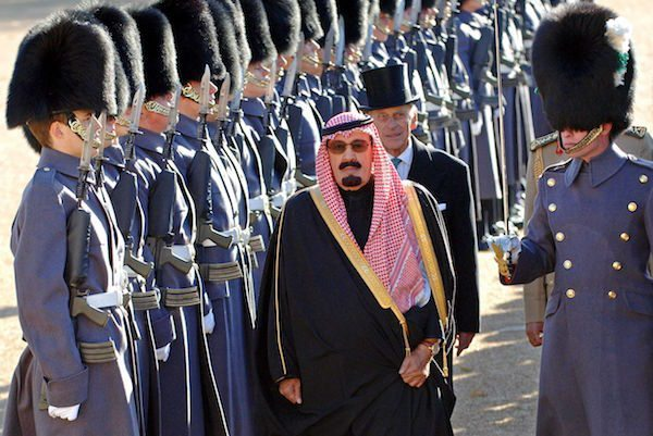 Image Saudi billionaires move vast funds into European properties after royal purge (AFP Photo/FIONA HANSON/POOL)