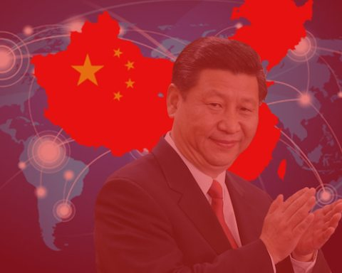 Image The push to counter China's 'sharp power' influence grows (Image: Lima Charlie News)