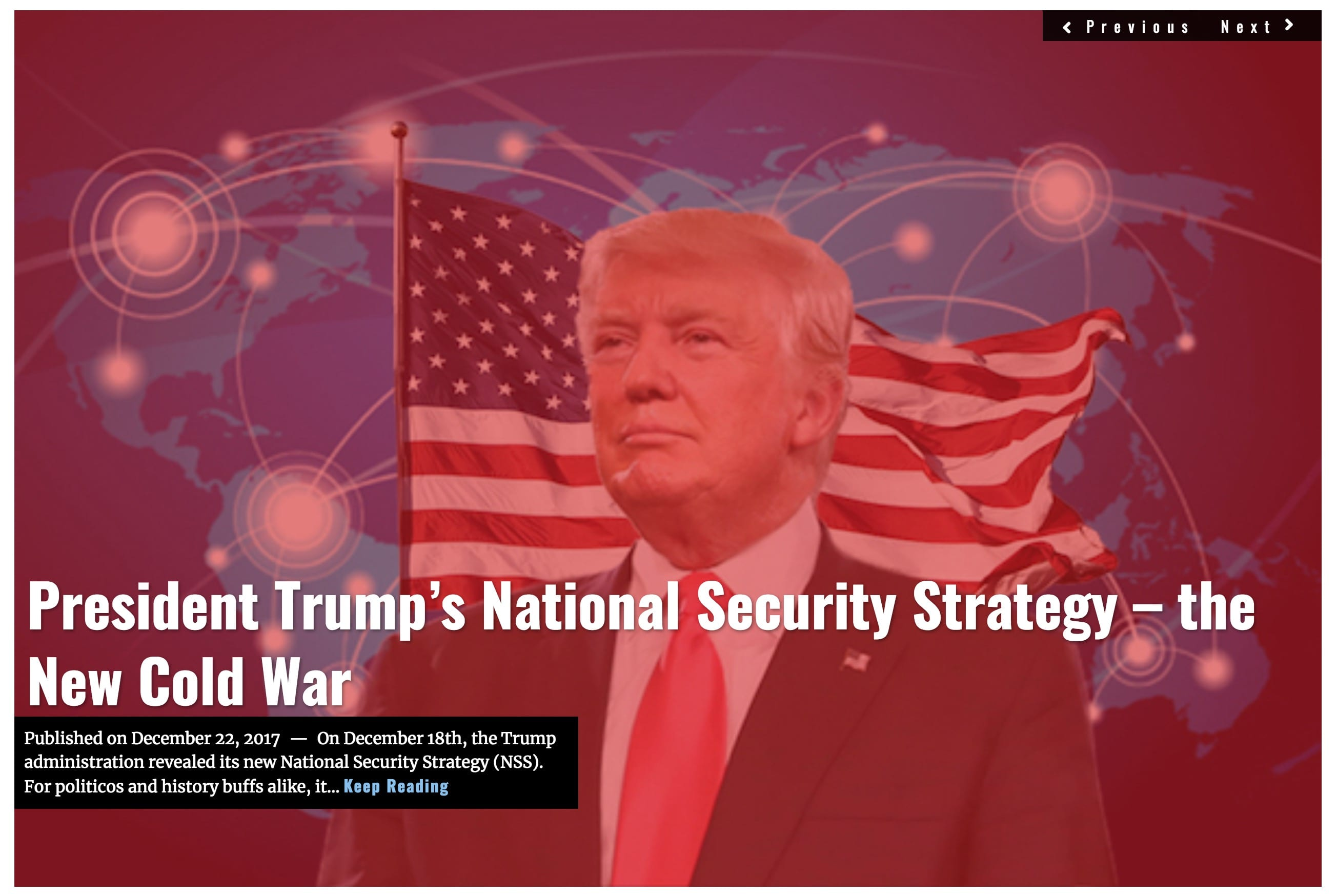 Image result for National Security in the Trump Era