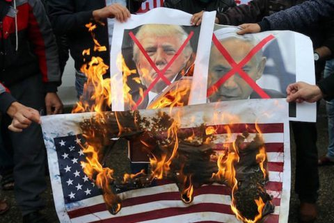 Image What's the significance of Trump's Jerusalem Embassy Order? Not much, unless you make it so