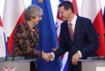 Image UK backs Poland over European Union sanction (Reuters Photo)