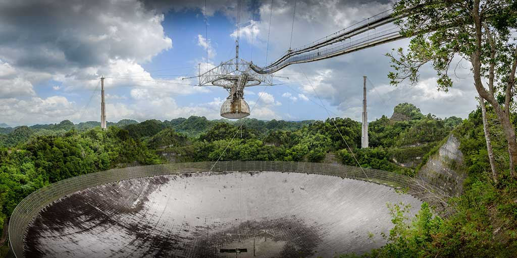 Image [Arecibo Observatory, Puerto Rico]