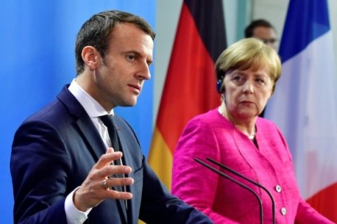 Image Has there been a shift in Europe's balance of power? [John MACDOUGALL / AFP]