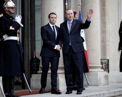 Image Turkey attempts to reset relations in Europe with meetings in France, Germany