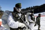 Image South Korea, U.S. suspend military exercises until after Winter Olympics