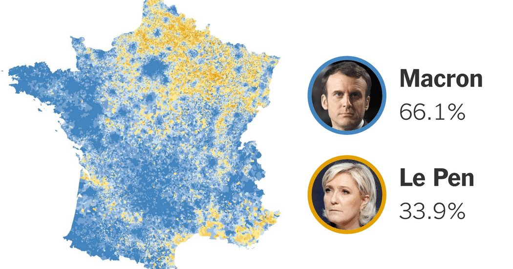 Image France election results