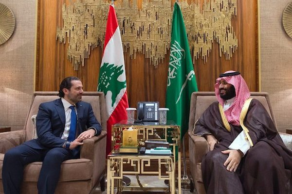 Image Lebanon cracks down on criticism of Saudi Arabia