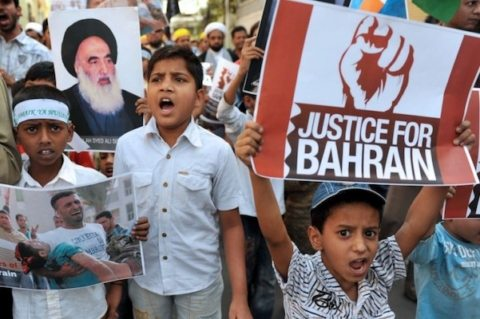 Image Bahrain courts continue to strip protesters of citizenship