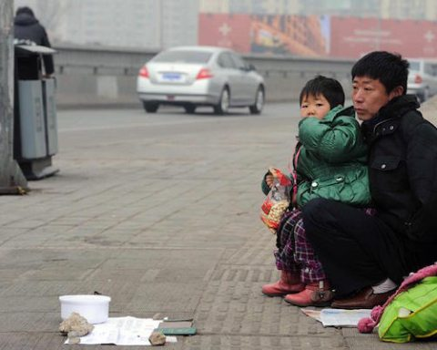 Image China's largest cities drop in population after mass displacement