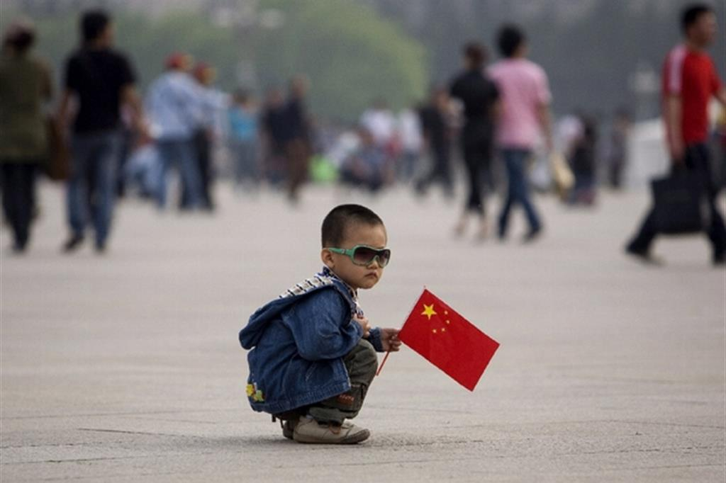 China one child policy Image EPA