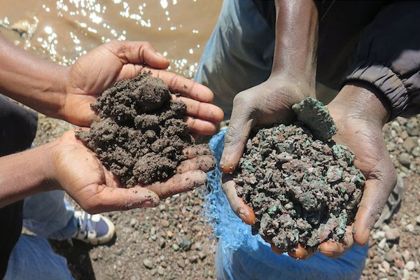 Image Cobalt mining, China, and the fight for Congo's minerals