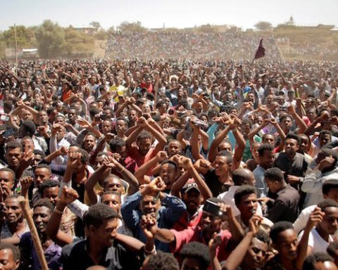 Ethiopia returns to a state of emergency [Image: Tiksa Negeri/Reuters]
